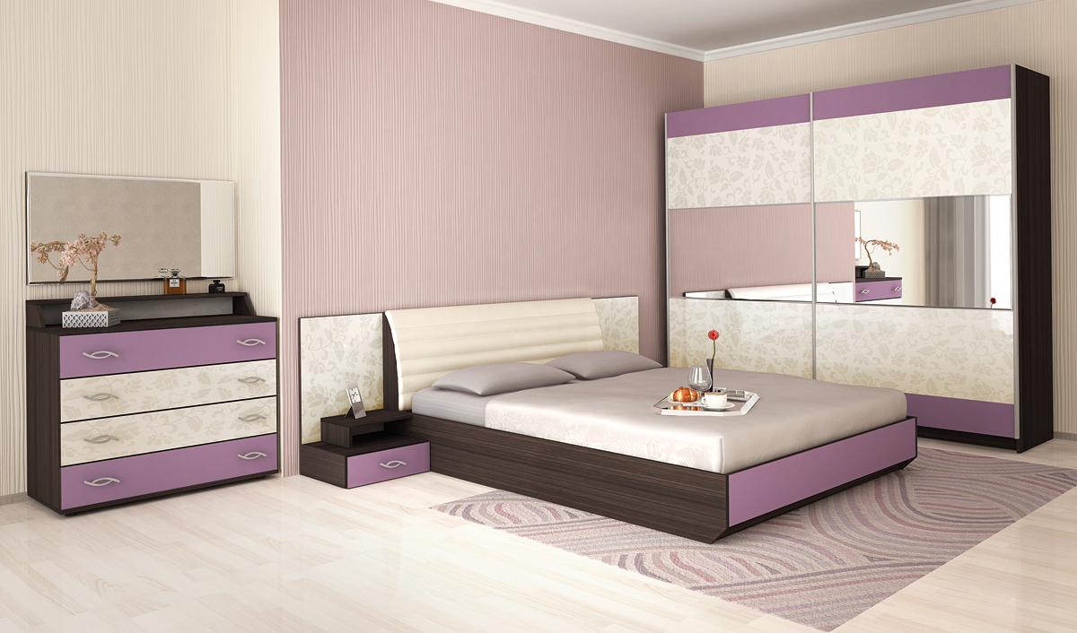 Спалня Флорал